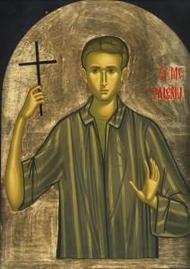 Sfântul noul mucenic Valeriu Gafencu, Sfântul Închisorilor