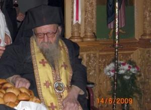 Mitropolitul Augustin al Florinei