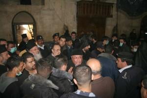 Egumenul armean principalul agitator şi responsabil pentru incident