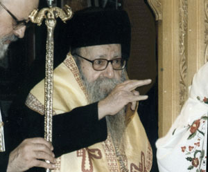 Mitropolitul Augustin de Florina