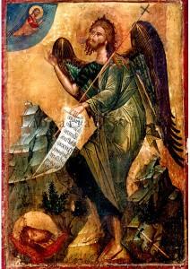 Sf. Ioan Botezătorul (Mânăstirea Dionisiu)