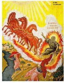Sfinţii Prooroci Ilie şi Elisei