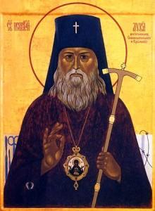 Sfântul Luca, Arhiepiscopul Crimeii