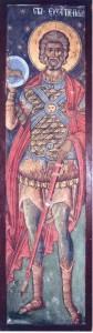 The Holy Great Martyr Eustathius