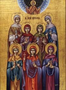Sfintele Mironosiţe