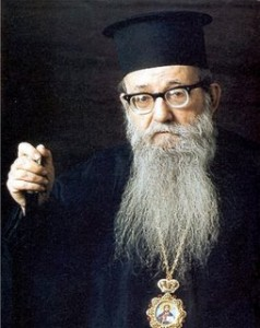 Mitropolitul Augustin Kandiotis