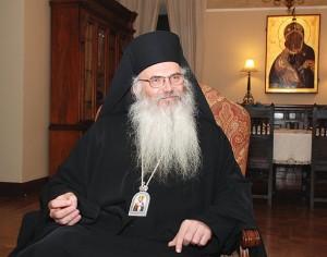 Mitropolitul Nikolaos